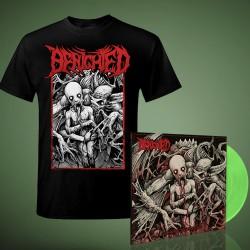 Benighted - Bundle 7 - LP gatefold coloured + T-shirt bundle (Homme)
