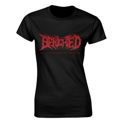 Benighted - Dogs Always Bite Harder Than Their Master - T-shirt (Femme)