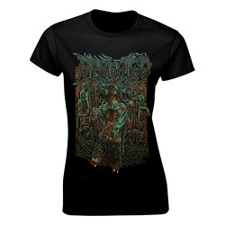 Benighted - Martyr - T-shirt (Femme)