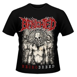 Benighted - Necrobreed - T-shirt (Homme)