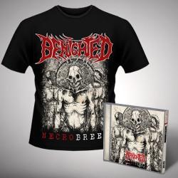 Benighted - Necrobreed - CD + T-shirt bundle (Homme)