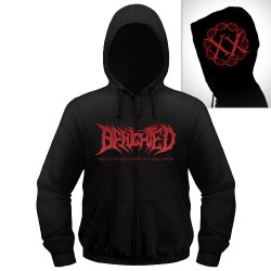 Benighted - XX - Hooded Sweat Shirt Zip (Homme)