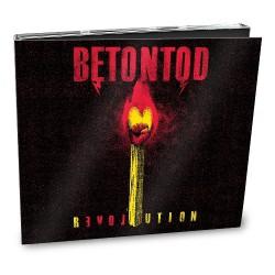 Betontod - Revolution - CD DIGIPAK
