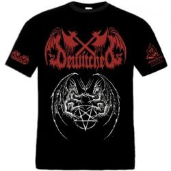 Bewitched - Pentagram Prayer - T-shirt (Homme)