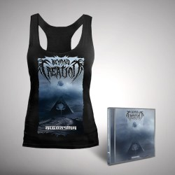 Beyond Creation - Bundle 2 - CD + T-shirt bundle (Femme)