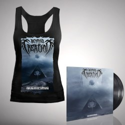 Beyond Creation - Bundle 6 - Double LP gatefold + T-shirt bundle (Femme)