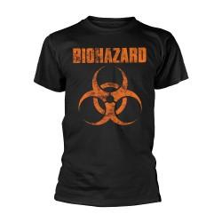 Biohazard - Logo - T-shirt (Homme)