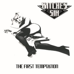 Bitches Sin - The First Temptation - LP Gatefold Coloured