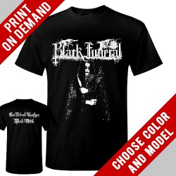 Black Funeral - Grim Medieval Vampyric Black Metal - Print on demand