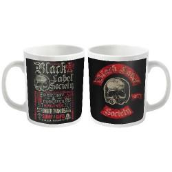 Black Label Society - Destroy & Conquer - MUG
