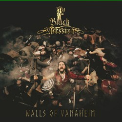 Black Messiah - Walls Of Vanheim - CD