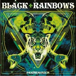 Black Rainbows - Pandaemonium - LP Gatefold Coloured