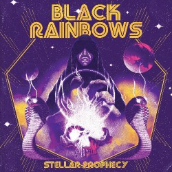 Black Rainbows - Stellar Prophecy - LP COLOURED