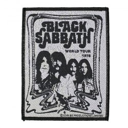 Black Sabbath - Band - Patch