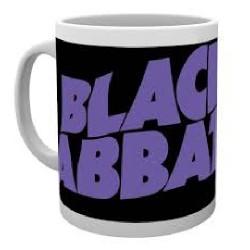 Black Sabbath - Logo - MUG