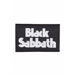 Black Sabbath - Logo - Patch