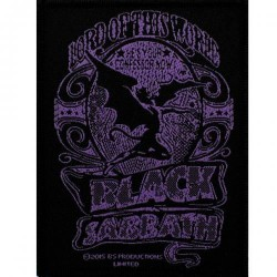 Black Sabbath - Lord Of This World - Patch