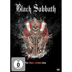 Black Sabbath - The Black Sabbath Story - DVD