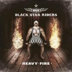 Black Star Riders - Heavy Fire - CD
