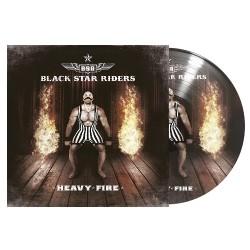 Black Star Riders - Heavy Fire - LP Picture Gatefold