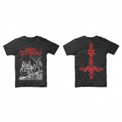 Black Witchery - Blasphemous Onslaught - T-shirt (Homme)