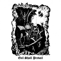 Black Witchery - Evil Shall Prevail - DOUBLE LP Gatefold