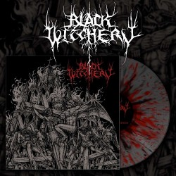 Black Witchery - Inferno Of Sacred Destruction - LP COLOURED