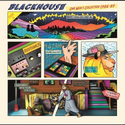 Blackhouse - One Man's Collection 1984-89 - CD DIGISLEEVE