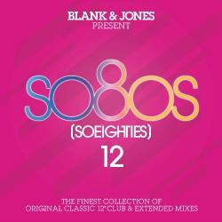 Blank & Jones - So80s 12 - DOUBLE CD