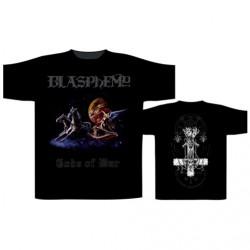 Blasphemy - Gods Of War Reissue - T-shirt (Men)