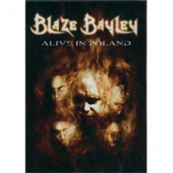 Blaze Bayley - Alive in Poland - DVD