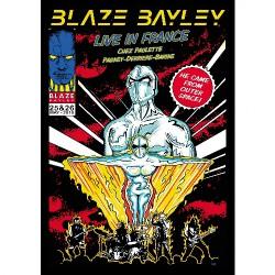 Blaze Bayley - Live In France - DOUBLE DVD