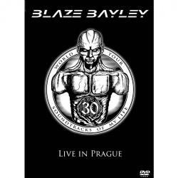 Blaze Bayley - Soundtracks Of My Life - Live In Prague 2014 - DVD