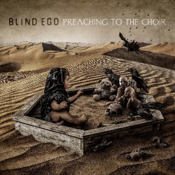 Blind Ego - Preaching To The Choir - CD