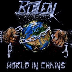 Blizzen - World In Chains - CD