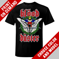 Blood Duster - Blood Duster - Print on demand