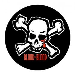 Blood For Blood - Logo - SLIPMAT