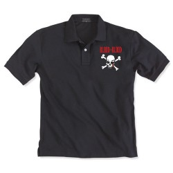 Blood For Blood - Skull - Polo (Men)