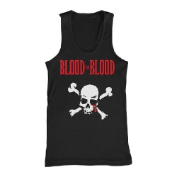 Blood For Blood - Skull - T-shirt Tank Top (Men)