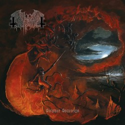 Blood Of Serpents - Sulphur Sovereign - CD DIGIPAK
