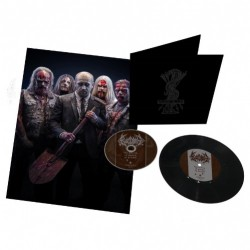 "Bloodbath - The Arrow Of Satan Is Drawn - CD + 7"" EP"