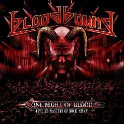 Bloodbound - One Night Of Blood - CD + DVD