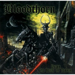Bloodthorn - Under the reign of terror - CD