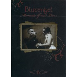 Blutengel - Moments of our Lives - DOUBLE DVD