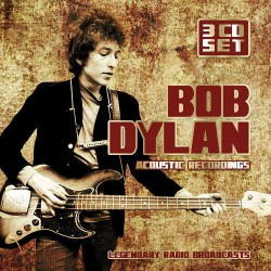 Bob Dylan - Acoustic Recordings - 3CD DIGISLEEVE