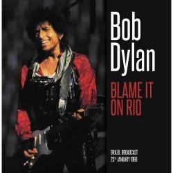 Bob Dylan - Blame It On Rio - DOUBLE LP Gatefold