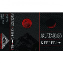 Body Void / Keeper - Split - CASSETTE COLOURED