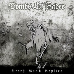 Bombs Of Hades - Death Mask Replica - CD SLIPCASE