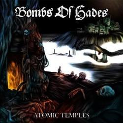 Bombs Of Hades - Atomic Temples - CD DIGIPAK