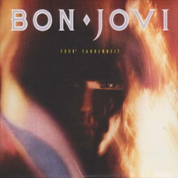 Bon Jovi - 7800° Fahrenheit - LP
